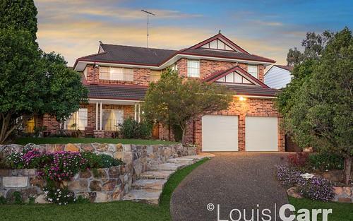 16 Coolock Cr, Baulkham Hills NSW 2153