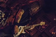 Without Light live at Reggies 9-10-2018 pic6 (Artemortifica) Tags: chicago destroyeroflight floresnegras reggies rosaries withoutlight concert doommetal melodic metal music musicians rock stage