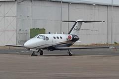 F-HSHB Cessna 510 Citation Mustang CVT 16-07-18 (cvtperson) Tags: fhshb cessna 510 mustang coventry cvt egbe