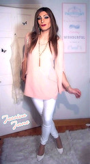 Pink Pastel (jessicajane9) Tags: tg crossdresser transgender feminization xdress tranny crossdressing tgurl crossdress transvestite cd m2f trans feminised tgirl tv