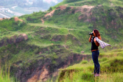 female photographer (tanongsak.s) Tags: adult adventure back background beautiful beauty camera climbing digital female fun girl green hair happy hiking hill holiday landscape leisure lifestyle mountain nature nepal one outdoors people person photograph photographer red season sky spring standing summer sunset take top tourism tourist travel tree vacations white woman young