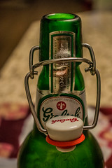 Grolsch-6_MaxHDR_Rotate (old_hippy1948) Tags: beer bottle cap label