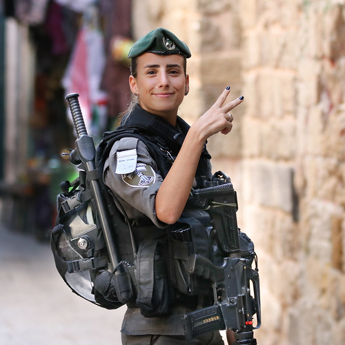 IDF Soldier, From FlickrPhotos