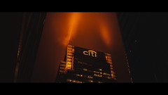 6,293 (Panda1339) Tags: thegreat50mmproject 50mm nightmode london cinematic hsbcbuilding ldn uk canarywharf lookup
