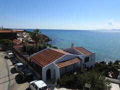 View fom our Hotel Balcony (RobW_) Tags: balcony view hotel soulis arkoudi village loutra kyllinis ileia greece thursday 13sep2018 september 2018
