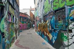 Graffiti @ the Werregarenstraatje - Ghent, Belgium-01820 (gsegelken) Tags: belgium ghent vantagetravel werregarenstraatje graffiti