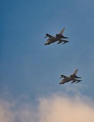 Tornado Pair (Keith Coldron) Tags: aeroplane airplane aircraft sky cloud formation