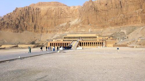 Świątynia Hatszepsut /  معبد حتشبسوت