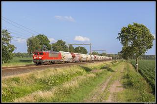 DB Cargo 1614, Staphorst
