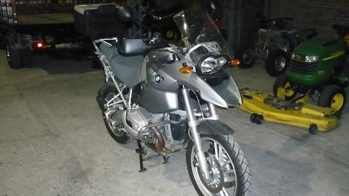 Moto BMW 2007