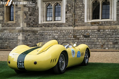 Maserati Tipo 200SI Barchetta Chassis 2408 (1956) (Kyter MC) Tags: concours elegance 2016 windsor castle palace europe cars voituresanciennes anciennes classic classiccars kyter canon eos sk ks photography automotive wwwphotosautomobilescom united kingdom england maserati tipo 200si barchetta chassis 2408 1956