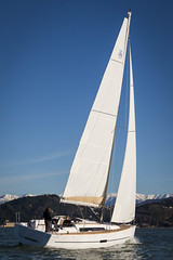 The new Dufour 310Les Voiles D'Antibes 2013