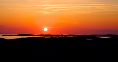"""""""SIRUIS"""" in the North of Sweden (Gennaro Luvino) Tags: schweden sweden weather red sunset 2018 may beach water sky natur nature blue night light clouds sun summer landscape sommer orange trip sand wasser reise nachts world europe"""