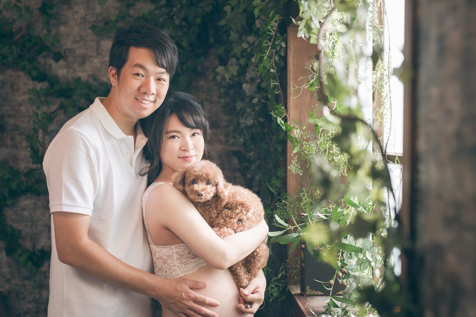 台南孕婦寫真 性感又唯美的孕媽咪 BF 011