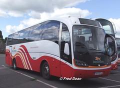 Bus Eireann VG5 (04D59749). (Fred Dean Jnr) Tags: buseireann dublin august2010 broadstonedepotdublin broadstone volvo b12b sunsundegui sideral buseireannbroadstonedepot vg5 04d59749