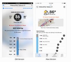 Dark Sky's top ranking weather app gets a big makeover   Apps (prosyscom) Tags: app apps big dark makeover prosyscomtech ranking skys software top weather