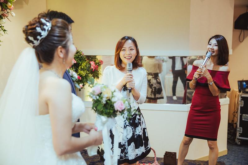 婚禮主持 郁馨&泳成 婚禮企劃@宜蘭礁溪冠翔世紀溫泉會館