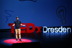 Andreas Schanzenbach (TEDxDresden) Tags: tedx tedxdresden tud tu dresden technische universität staatsoperette konferenz engagement ted stura basf neonworx kraftwerk mitte 2018