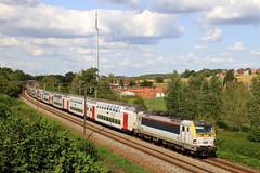 B1887--2018_08_31_072 Hennuyères (phi5104) Tags: trains treinen sncb nmbs hennuyères