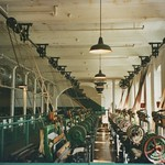Lowell Massachusetts - Boott Cotton Mills Museum Weave Room thumbnail