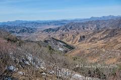 The Great Wall of China, Mutianyu, 2018 (Julie H. Ferguson (Photos by Pharos)) Tags: travel china mutianyu greatwallofchina mountains ridges valleys