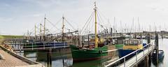 Prinses Beatrixhaven (Mark A.H.) Tags: prinses beatrixhaven netherlands nederland haven port harbor harbour boat boot ship schip water fishingboat vissersboot ye yerseke mast cutter kotter