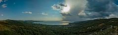 Lago Trasimeno (omar.morganti) Tags: lago lagotrasimeno dji djimavic djimavicpro mavicpro drone djidrone djiitalia pano lake umbria castelrigone