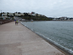 High tide at Torquay (Richard and Gill) Tags: torquay devon seaside coast sea hightide seafront