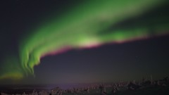 18242604899_ce4394aac2_o (Timetravels Incoming Ltd) Tags: lapland auroras northern lights