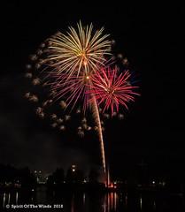 Reds & Blues & - - - - (jimgspokane) Tags: fireworks pyrotechnics spokanewashingtonstate spokaneriver the4thofjuly independenceday otw today´sbest
