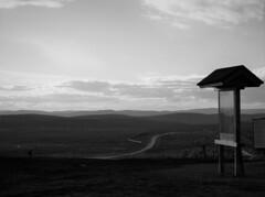 IMG_0525 (2) (www.ilkkajukarainen.fi) Tags: suomi finland eu europa lappi lapland arctic circle mustavalkoinen blackandwhite tunturi hill saariselkä luonto nature visit traveltravelling happy life scandinavia summer kesä 2018 sky taivas tie road