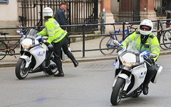 Metropolitan Police Service - Special Escort Group (Waterford_Man) Tags: metropolitanpoliceservice specialescortgroup arv