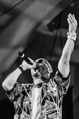 Japanese rappers Ketsumeishi (Guy: Jussum Guy) Tags: greenroomfestival2018 honolulu music guitar vocals oahu hawaii pentaxk3 waikikishell ketsumeishi bands people men women