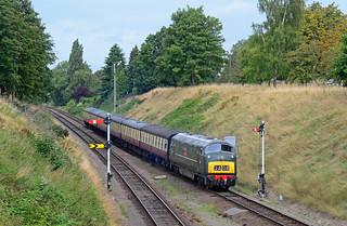 D832 at Rothley.
