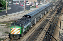 BN E9Am 9902 (Chuck Zeiler) Tags: bn e9am 9902 railroad emd locomotive cicero train chuckzeiler chz