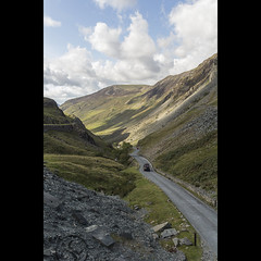 Honister Pass (JoshJackson84) Tags: canon60d sigma18250mm europe uk england cumbria lakedistrict westlakes lakes honisterpass pass road vertical