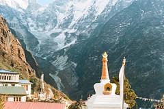 21 (Benrightpaul) Tags: nepal tengboche monastery 35mm af35ml
