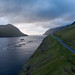 Sunset at Vidareidi - Faroe Islands