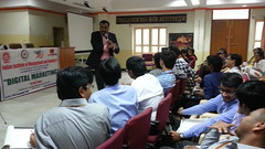 20160928_161125 (D Hari Babu Digital Marketing Trainer) Tags: iimc hyderabad digital marketing seminar