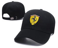 Ferrari Hats (www.wholesalehatsonline.com) Tags: wholesalehatsonlinecom baseballcaps snapback caps brand car baseball carcaps carbrandhats