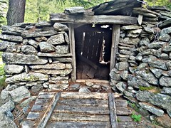 Abandoned place in mountain (smenega) Tags: luoghidimenticati postiabbandonati abbandonati abbandono diroccato abandonedplace