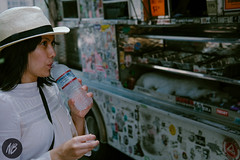 LA Taco Truck (Nikorasusan) Tags: america travel tourist losangeles la streets city citystreets streetphotography fujifilm xpro2 fujixpro2 roadtrip roadtrip2018 roadtripusa usroadtrip westcoastroadtrip westcoast leftcoast