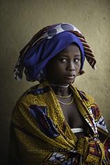 Mukubal girl around the market in Virei, Namibe. Angola. (Raúl Barrero fotografía) Tags: mukubal girl beauty africa namibe angola tribe travel