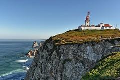 . cabo da roca (Ruinenstaat) Tags: tumraneedi ruinenstaat lighthouse leuchtturm tuletorn majak phare faro fyr leuchtfeuer portugal