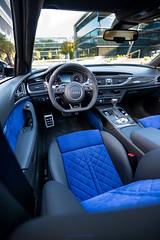 Audi RS6 C7 Nogaro Blue Edition (Alva-photos) Tags: audi rs6 c7 nogaro blue edition vag wagon v8 biturbo abt sportsline amag geneva switzerland alvaphotos alvacars performance