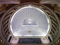 ULg / Liège (jlnljnphotography) Tags: ceiling dome liege ulg
