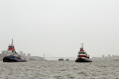 r_180909128_beat0075_a (Mitch Waxman) Tags: 2018greatnorthrivertugboatrace hudsonriver manhattan tugboat workingharborcommittee newyork