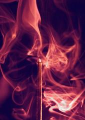 Hotboxed (skye-skye) Tags: smoke smokey color colored colorful edited edit
