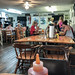 At the heart of Rosine, barbecue and bluegrass