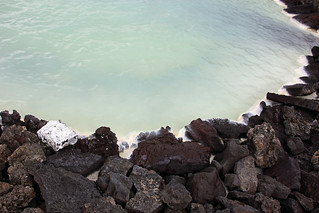 The Edge of the Blue Lagoon